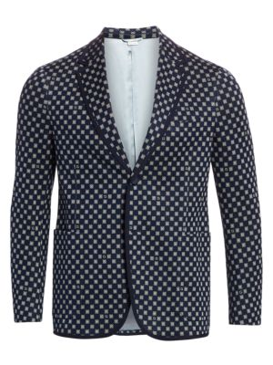 G Frames Jersey Jacket