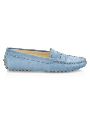 Gommini Suede Driving Shoes