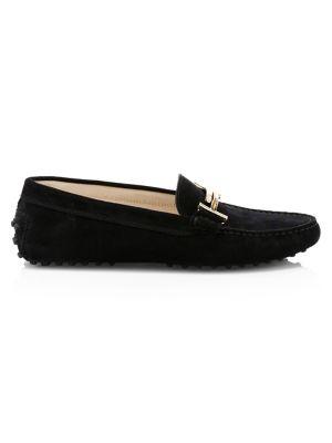 Gommini Doppia Suede Loafers