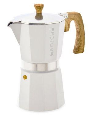 Milano 6-Cup Stove Top Espresso Maker