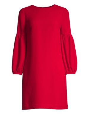 Cocktail Passion 2 Peasant Sleeve Shift Dress