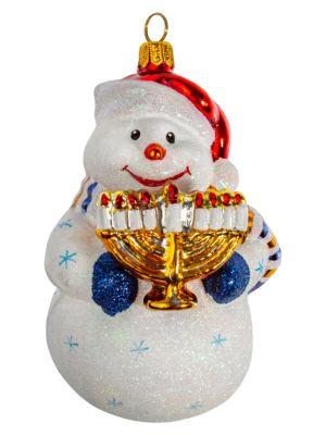 Interfaith Union Snowman