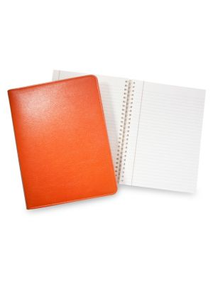 JS9 Refillable Leather Notebook