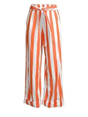 Sasha Striped Pants