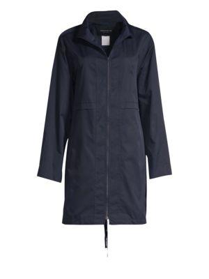 Minerva Top Stitch Anorak Jacket