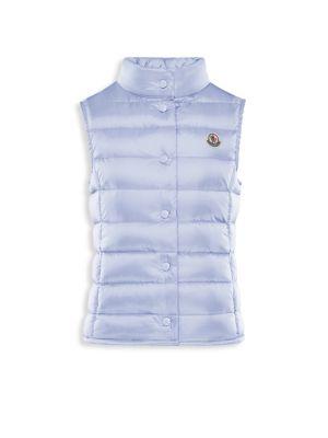Little Girl's & Girl's Puffer Vest