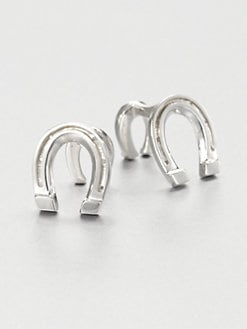 Robin Rotenier - Horseshoe Cuff Links