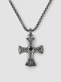 Scott Kay - UnKaged Cross Necklace