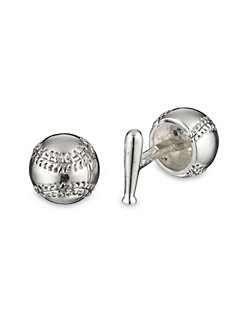 Robin Rotenier - Baseball Cuff Links