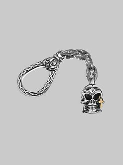 Scott Kay - UnKaged Skull Key Fob