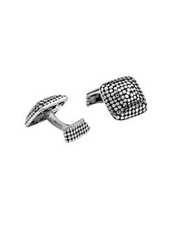 John Hardy - Dot Square Cuff Links