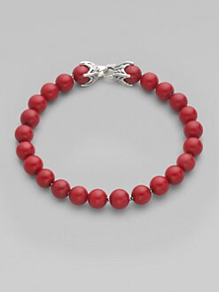 David Yurman - Spiritual Bead Bracelet
