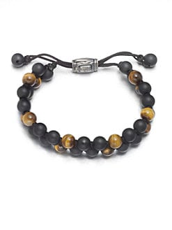 David Yurman - Beaded Bracelet