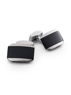 Tateossian - Hexagon Cuff Links