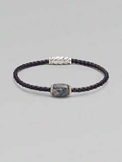 David Yurman - Pietersite Bead Bracelet