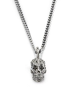 King Baby Studio - Dead Skull Pendant Necklace