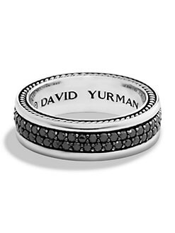 David Yurman - Pave Diamond Ring
