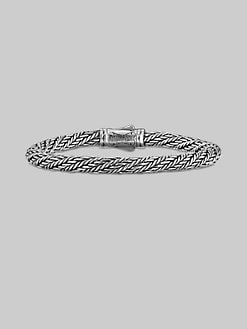 Scott Kay - Sterling Silver Braided Bracelet