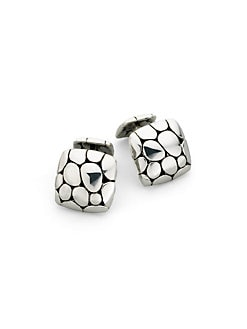 John Hardy - Kali Square Cuff Links