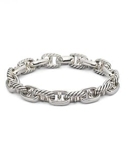 David Yurman - Anchor Link Bracelet