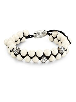 David Yurman - River Stone Beaded Bracelet