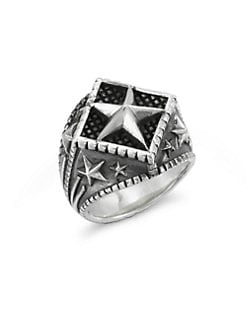 King Baby Studio - Sterling Silver Star Ring