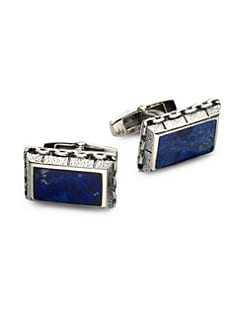 Stephen Webster - Semi-Precious Alchemy Collection Cuff Links