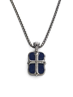 Stephen Webster - Mini Gothic Cross Pendant