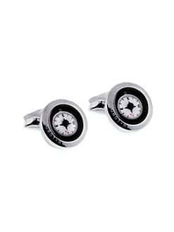 Tateossian - Compass Cuff Links