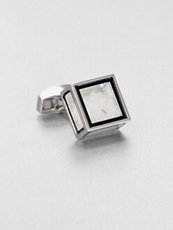 Tateossian - Pandora's Box Salt Cuff Link