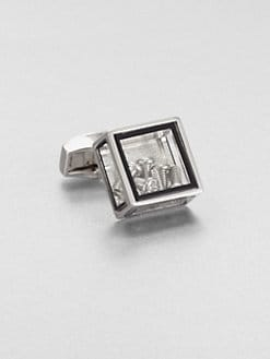 Tateossian - Pandora's Box Screw Cuff Link