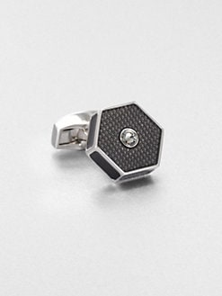 Tateossian - Ice Bolt Cuff Link