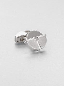 Tateossian - Buzz Saw Cuff Link