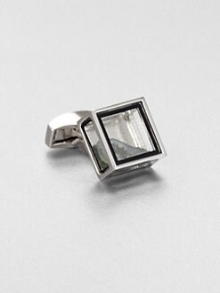 Tateossian - Pandora's Box Geodite Cuff Link