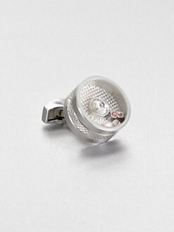 Tateossian - Gambling Mechanical Dice Cuff Link