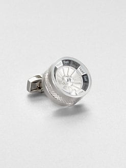 Tateossian - Gambling Mechanical Decision Maker Cuff Link