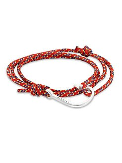 Miansai - Hook Rope Wrap Bracelet