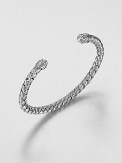 Scott Kay - Braided Sterling Silver Bracelet
