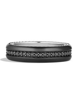 Streamline Diamond Ring