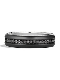 David Yurman - Streamline Diamond Ring