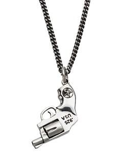 King Baby Studio - Revolver Pendant Necklace
