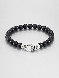 Stephen Webster - Black Onyx Beaded Bracelet