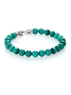Stephen Webster - Malachite Beaded Bracelet