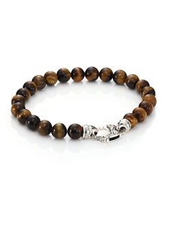 Stephen Webster - Tiger's Eye Beaded Bracelet