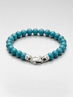Stephen Webster - Turquoise Beaded Bracelet