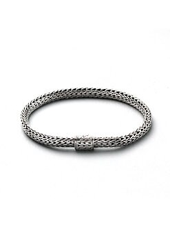 John Hardy - Small Oval Chain Bracelet