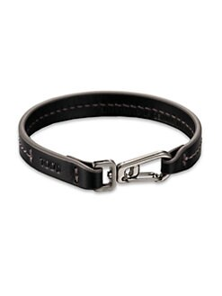 Tod's - Leather Bracelet