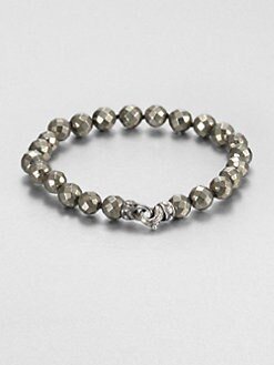 Scott Kay - Faceted Beaded Bracelet
