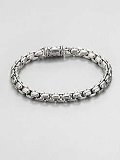 Scott Kay - Sterling Silver Chain Bracelet
