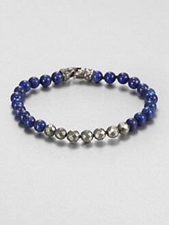 Scott Kay - Lapis Beaded Bracelet